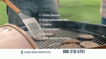 Laser Spine Institute TV Spot, 'Debilitating Pain' - Thumbnail 9