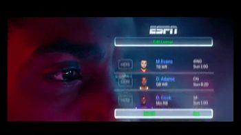 ESPN Fantasy Games TV Spot, 'Necessary Roughness' - Thumbnail 2