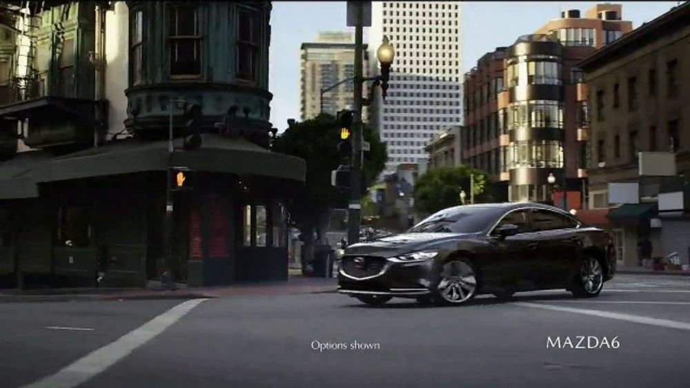 Mazda Tv Commercial Chase The Sun Song By M83 T2 Ispot Tv