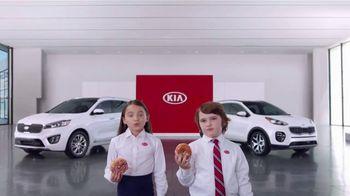Kia America's Best Value Summer Clearance TV Spot, 'Donuts' [T2] - Thumbnail 1