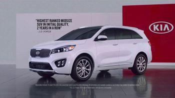 Kia America's Best Value Summer Clearance TV Spot, 'Donuts' [T2] - Thumbnail 4