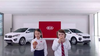 Kia America's Best Value Summer Clearance TV Spot, 'Donuts' [T2] - 236 commercial airings