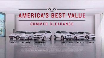 Kia America's Best Value Summer Clearance TV Spot, 'Donuts' [T2] - Thumbnail 9