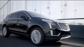 Cadillac Made to Move Sales Event TV Spot, '2018 XT5'