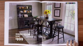 Rooms to Go TV Spot, 'The Perfect Piece: Interest-Free' - Thumbnail 3