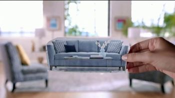 Rooms to Go TV Spot, 'The Perfect Piece: Interest-Free' - Thumbnail 4