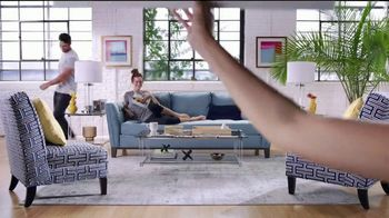 Rooms to Go TV Spot, 'The Perfect Piece: Interest-Free' - Thumbnail 5