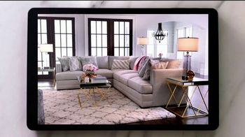 Rooms to Go TV Spot, 'The Perfect Piece: Interest-Free' - Thumbnail 8