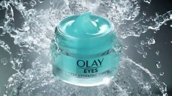 Olay Eyes Deep Hydrating Eye Gel TV Spot, 'Beats the Competition'