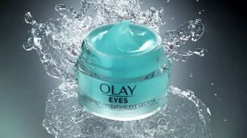 Olay Eyes Deep Hydrating Eye Gel TV Spot, 'Beats the Competition' - Thumbnail 5