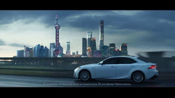 Lexus Golden Opportunity Sales Event TV Spot, 'Lap the Planet' [T2]