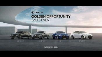 Lexus Golden Opportunity Sales Event TV Spot, 'Lap the Planet' [T2] - Thumbnail 5