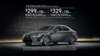 Lexus Golden Opportunity Sales Event TV Spot, 'Lap the Planet' [T2] - Thumbnail 6