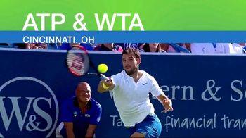 Tennis Channel Plus TV Spot, 'Western & Southern Open' - Thumbnail 7