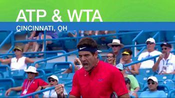 Tennis Channel Plus TV Spot, 'Western & Southern Open' - Thumbnail 8