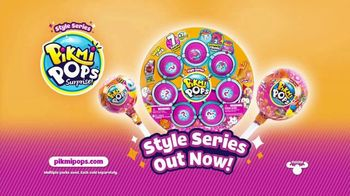 Pikmi Pops Style Series TV Spot, 'Get Your Style On!' - Thumbnail 10