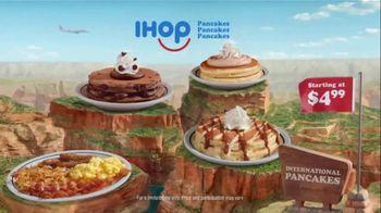 IHOP International Pancake Combos TV Spot, 'Pancation' - Thumbnail 10