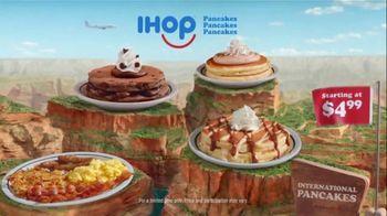 IHOP International Pancake Combos TV Spot, 'Pancation' - Thumbnail 9
