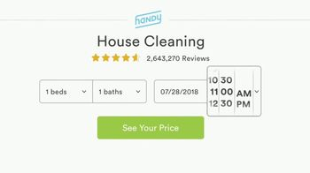Handy TV Spot, 'A Clean House Without the Hassle' - Thumbnail 5