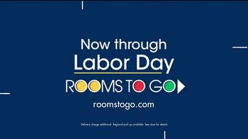 Rooms to Go TV Spot, 'Labor Day: Dining Room Sets' - Thumbnail 9