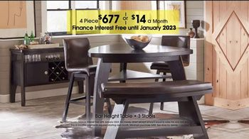 Rooms to Go TV Spot, 'Labor Day: Dining Room Sets' - Thumbnail 6