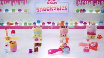 Num Noms Snackables TV Spot, 'Snow Cones and Silly Shakes with Slime'