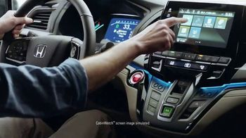 Honda Odyssey TV Spot, 'Keep the Peace' [T1] - Thumbnail 7
