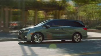 Honda Odyssey TV Spot, 'Keep the Peace' [T1] - Thumbnail 8