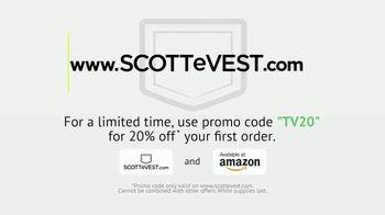 SCOTTeVEST TV Spot, 'Unique Features' - Thumbnail 10