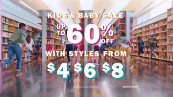 Old Navy Kids & Baby Sale TV Spot, 'Back-to-School Styles' - Thumbnail 10