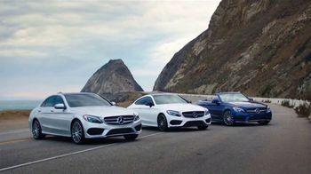 2018 Mercedes-Benz C-Class TV Spot, 'Kids With Much Better Toys'