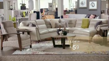 La-Z-Boy 2 Great Chairs Event TV Spot, 'Get Two Great Chairs' - Thumbnail 6
