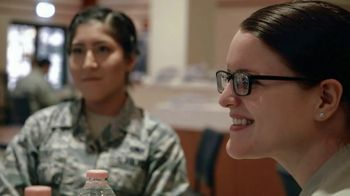 NFL TV Spot, 'Salute to Service: 2018 USO Tour' Featuring Mario Addison, Carlos Dunlap, Mark Ingram - Thumbnail 5