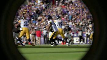Bud Light TV Spot, 'Telescope: Panthers vs. Steelers' - Thumbnail 6