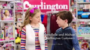 Burlington TV Spot, 'Holidays: Santa Shops at Burlington' - Thumbnail 1