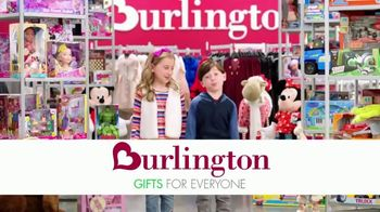 Burlington TV Spot, 'Holidays: Santa Shops at Burlington' - Thumbnail 10