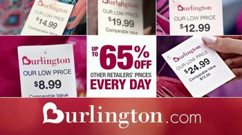 Burlington TV Spot, 'Holidays: Santa Shops at Burlington' - Thumbnail 8