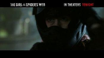 The Girl in the Spider's Web - Alternate Trailer 34