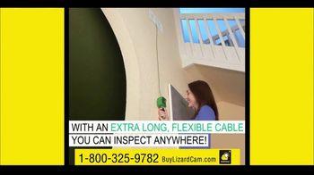 Lizard Cam TV Spot, \'Micro Camera\'