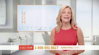 SeroVital TV Spot, 'Turn Back the Clock' Featuring Kym Douglas - 40 commercial airings