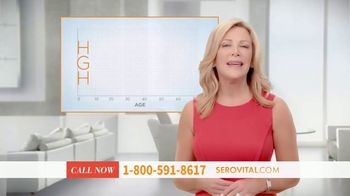 SeroVital TV Spot, 'Turn Back the Clock' Featuring Kym Douglas - 40 commercial airings