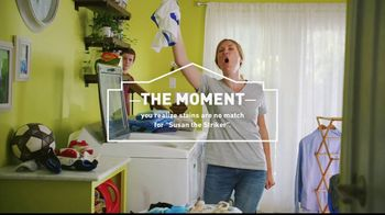 Lowe's Black Friday Deals TV Spot, 'Susan the Striker: Maytag Washer and Dryer Pair' - Thumbnail 5