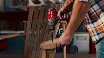 Lowe's Black Friday Deals TV Spot, 'New Project: Craftsman Tool Chest and Cabinet Combo'