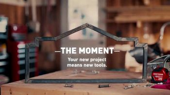 Lowe's Black Friday Deals TV Spot, 'New Project: Craftsman Tool Chest and Cabinet Combo' - Thumbnail 6