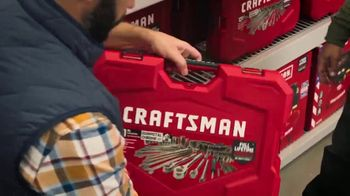 Lowe's Black Friday Deals TV Spot, 'New Project: Craftsman Tool Chest and Cabinet Combo' - Thumbnail 8