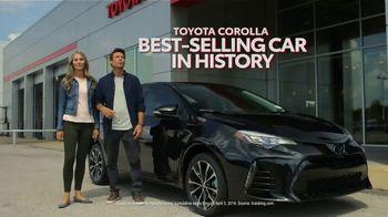 2019 Toyota Corolla TV Spot, 'Built Here' [T2] - Thumbnail 2