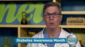 Cleveland Clinic TV Spot, 'Medical Minute: Diabetes'