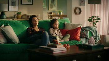 Lysol Disinfectant Spray TV Spot, 'Resfriado imaginario' [Spanish]