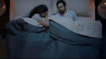 Casper TV Spot, 'Unbox Better Sleep: 100 Nights Risk Free'
