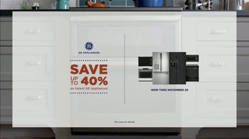 GE Appliances Black Friday Event TV Spot, 'No Hands' - Thumbnail 9